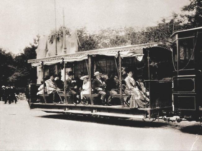 Prvi tramvaji  fotografija Marko Stojanović